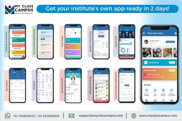 MyClassCampus Mobile App