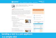 HR Avatar sales representative services
