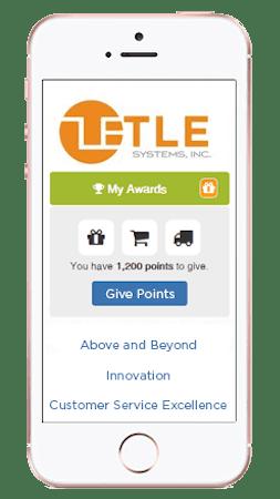 360 recognition platform award