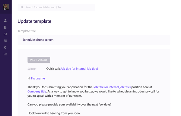 100Hires update template