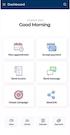 vcita mobile dashboard