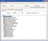 Asset4000 categorization screenshot