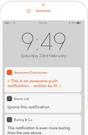 Phrasee mobile notifications screenshot