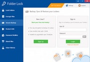 Folder Lock backup