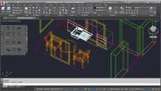 AutoCAD Architecture - 3D house modeling
