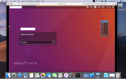 GotoHTTP controlling Linux from Mac