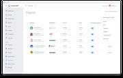 Hubstaff - Hubstaff payroll management screenshot