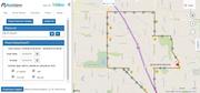 RouteSavvy - RouteSavvy tracker screenshot