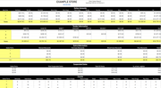 Daily sales report
