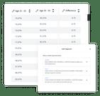 OdinAnswers create and compare segments