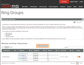 VoIP.ms ring groups