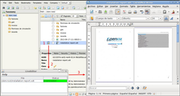 OpenKM control version screenshot