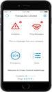 Crises Control mobile app