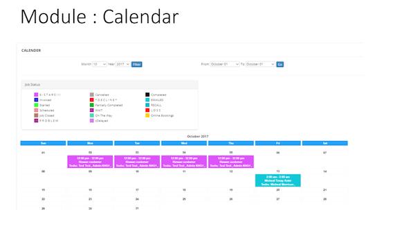 AI Field Management Calendar