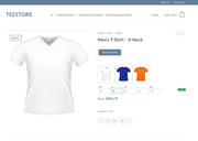 Web to Print Shop eCommerce storefronts