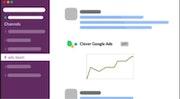 Clever Ads for Slack & MS Teams graphs