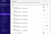 Nightfall DLP workflow management