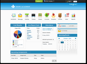 MySchoolWorx dashboard