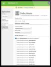 Blackbaud Enrollment Management System application request