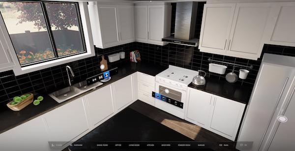 SmartPixel realistic virtual tours