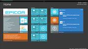 Epicor ERP - Add tiles