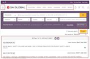 Admin user menu
