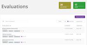 SuiteVal evaluations screenshot