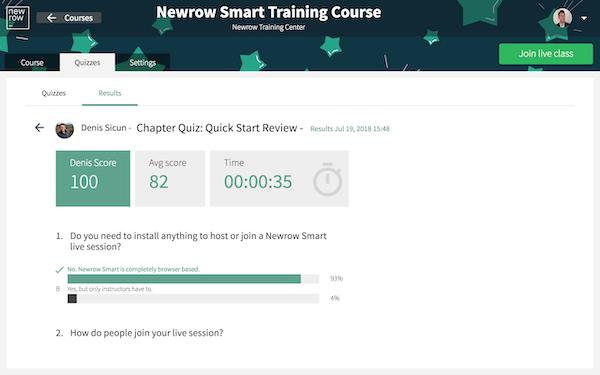 newrow_ smart quizzes
