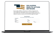 One Click Advocacy campaigns for agencies screenshot