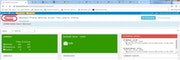airHMS admin panel screenshot