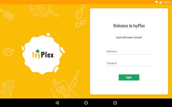 IvyPlex login