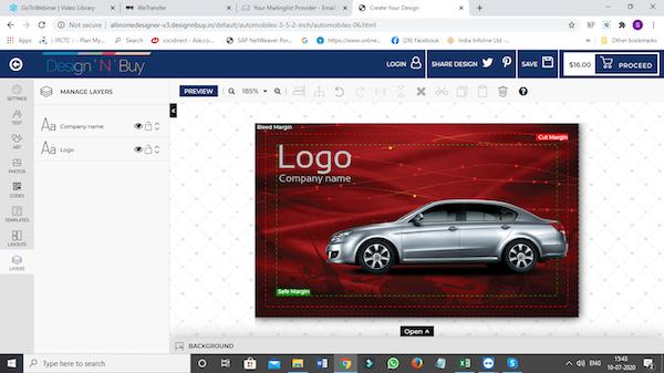 All-In-One-Designer design layers