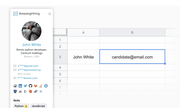Amazing Hiring candidate search by email