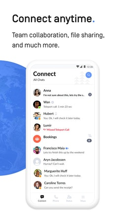 Anywhere.app Connect