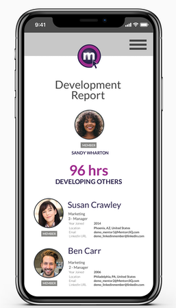 Mobile App: Reporting