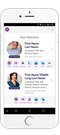 Mobile App: Relationships