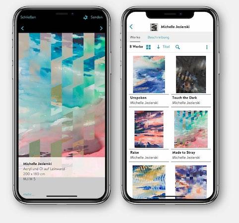 ARTBUTLER mobile application