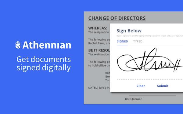 Athennian E-File