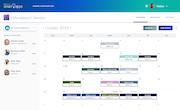 Attendance Calendar Smart App leave tracking