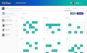 Attendance Calendar Smart App team calendar