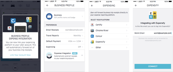 Expensify - Auto expense management