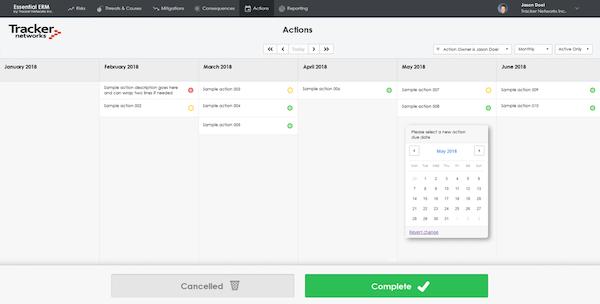 Automate Action Plans