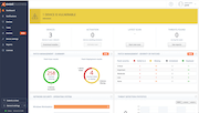 Avast Business Patch Management dashboard