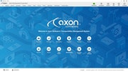 Axon home screen