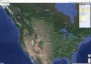 Axon map view
