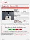 QIMAone inspection report