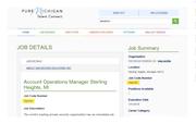 Circa job details