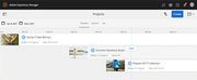 Adobe Experience Manager projects