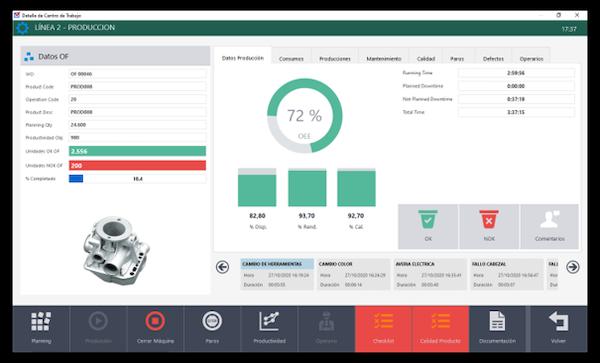 Mapex data management