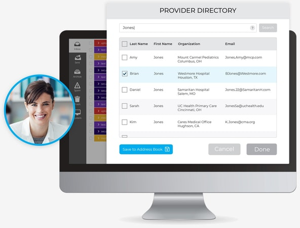 Updox physician directory